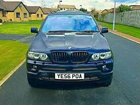 BMW X5 3.0 TURBO DIESEL (56) RARE COLOUR, NAV, PAN ROOF, TV, HEATED SEATS, EX PACK, px/swap, not q7,