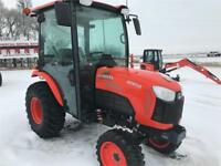Kubota B01 and B50 Series Tractors Brandon Brandon Area Preview