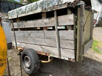 Sheep-trailer - Gumtree