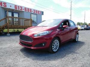 2014 FORD FIESTA ***WEEKLY AT $37.50 OAC ***