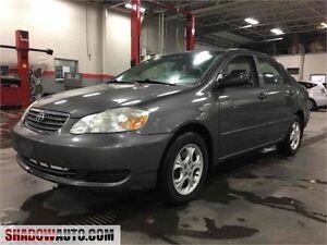 07 TOYOTA COROLLA CE tags: honda, ford, cars, loan, certified