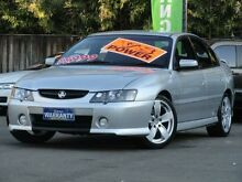 2003 Holden Commodore VY II SS Silver 4 Speed Automatic Sedan Homebush Strathfield Area Preview