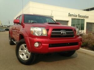 2010 Toyota Tacoma Double Cab TRD Sport, Leather, Side Steps, Ho
