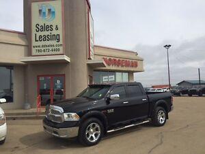 2014 Dodge RaM 1500 Laramie/Diesel/Nav/Sunroof $36897