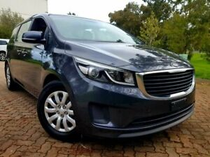 2017 Kia Carnival YP MY18 S Grey 6 Speed Sports Automatic Wagon Dingley Village Kingston Area Preview