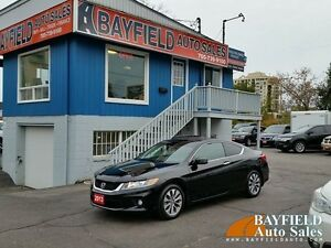 2013 Honda Accord EX Coupe **Sunroof/Reverse Camera**