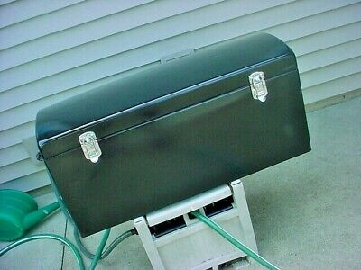 Original 1920's Luggage Rack Mount Potter Trunk Enclosure Accessory Model A Ford