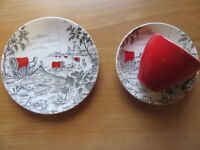 Vintage Washington Pottery tea service