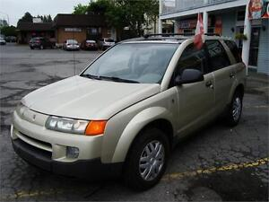 2002 Saturn VUE All Wheel Drive with Only 148000