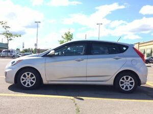 2014 Hyundai Accent GL Hatchback for sale in Thornhill