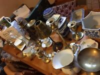 Car boot / items for sale - ideal for car boot or general sale items (excellent condition)