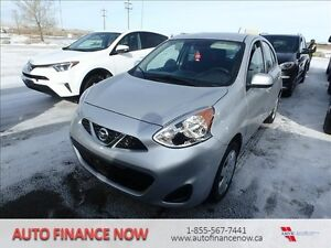2015 Nissan Micra RENT TO OWN FREE LIFETIME OIL CHANGES CALL