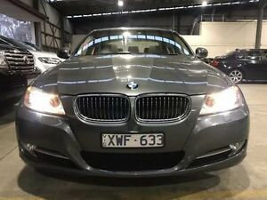 2010 BMW 320D E90 MY10 Executive Steptronic Green 6 Speed Sports Automatic Sedan Port Melbourne Port Phillip Preview