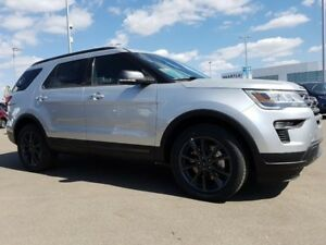 2018 Ford Explorer XLT-DEMO-3.5L V6 Engine,4WD,Leather,Tow pkg,X