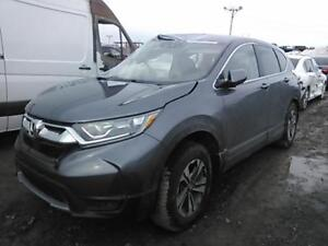 2018 CR-V LX AWD Parting out, Parts, Salvage