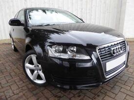 Audi A3 1.6 Technik ....Gorgeous Black 3 Door Technik, Superb Condition Throughout