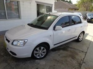2010 Proton S16 BT GX White 4 Speed Automatic Sedan Sylvania Sutherland Area Preview