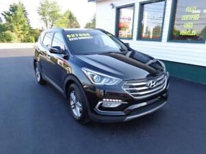 2017 Hyundai Santa Fe Sport SE AWD only $225 bi-weekly all in!