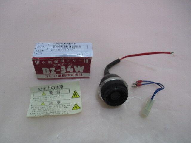 Kobishi Electric BZ-34W, Buzzer, AC100V/100V, 3VA, 50-60Hz. 416902