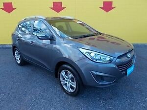 2014 Hyundai ix35 LM3 MY14 Active Grey 6 Speed Sports Automatic Wagon Winnellie Darwin City Preview