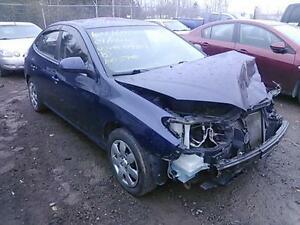 parting out 2009 hyundai elantra