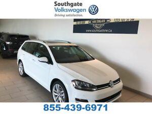 2017 Volkswagen Golf Sportwagen HIGHLINE | BACK UP CAMERA | HEAT