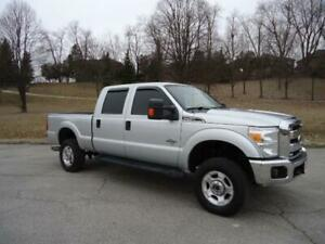 2015 Ford Super Duty F-250 SRW XLT DIESEL 4WD