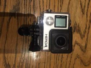 Go Pro Hero 4 black EXCELLENT AS NEW condition Sandringham Bayside Area Preview