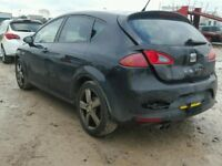 SEAT LEON 2.0 DIESEL 2007 BREAKING FOR SPARES TEL 07814971951 HAVE FEW IN STOCK