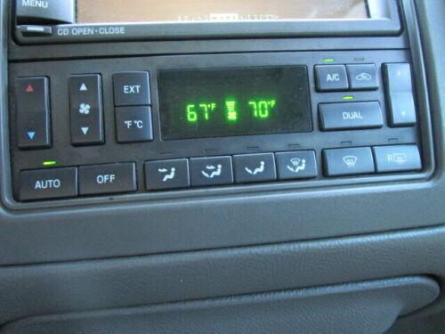 03-04 Lincoln Town Car Heater AC Auto Temperature Climate Control 3W13-18C612-AJ