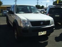 2005 Holden Rodeo RA MY06 Upgrade LX 5 Speed Manual Frankston Frankston Area Preview