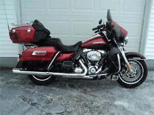 2013 Harley Davidson Ultra Glide Classic Limited