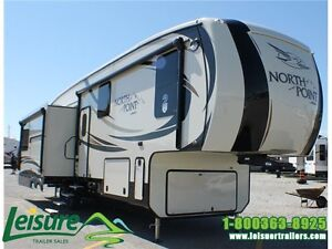 2017 Jayco North Point 311RKTS fifth Wheel