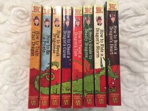 HOW TO TRAIN YOUR DRAGON SERIES COLLECTION
