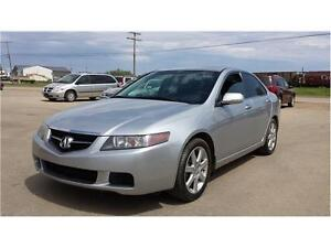 Acura TSX *HEATED LEATHER*MOONROOF*GREAT ON GAS*