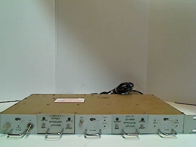 DYNAIR MOUNTABLE VIDEO CHASSIS WITH PS-1006A & DA-1060C & J-1029A FR-1000A