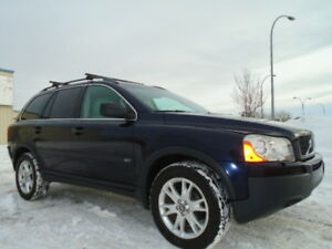2005 Volvo XC90 2.9 TURBO-LEATHER-SUNROOF-DVD-HDTV-ONLY 108K