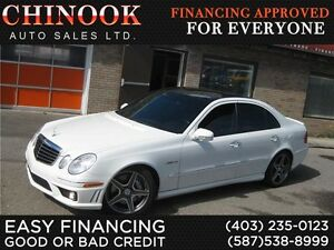 2009 Mercedes-Benz E63 AMG DVD,NAV,WARRANTY,CLEAN