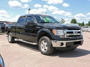 2014 Ford F-150 XLT, airbag suspension, cold air intake!