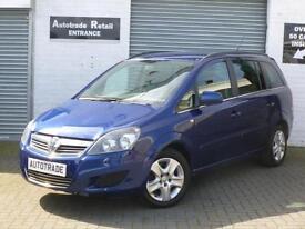 Vauxhall/Opel Zafira 1.7TD ( 108bhp ) 2011MY Exclusiv