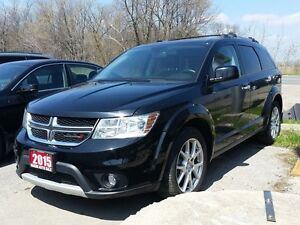 2015 Dodge Journey R/T  AWD 7Passenger