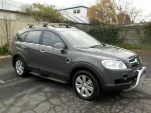 2010 Holden Captiva CG MY10 LX (4x4) Grey 5 Speed Automatic Wagon Newtown Geelong City Preview