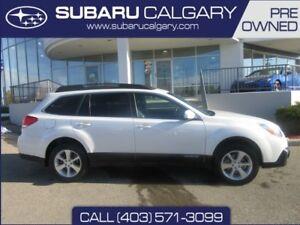 2014 Subaru Outback 3.6R w/Limited & EyeSight Pkg