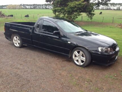 Ford Falcon Xr6 ute Mount Schank Grant Area Preview