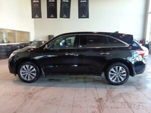 2016 Acura MDX Navigation Package - Heated Leather Int, Sunroof,