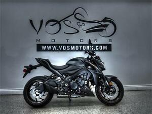 2018 Suzuki GSX S1000- Stock #V2587NP- No Payments for 1 Year**