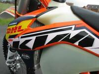 KTM 250 EXCF SIX DAYS 2015 ENDURO ROAD REGISTERED ELECTRIC START MOTOCROSS BIKE
