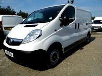 Vauxhall Vivaro 2.0 CDTi 2700 Panel Van (Euro 4)(SWB)