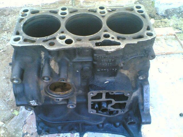 vw polo 1.4tdi ''AMF''engine block