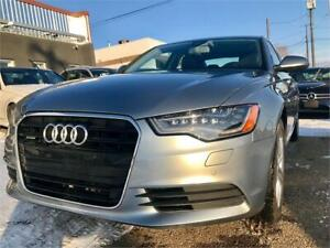 2013 Audi A6 Premium AWD*NAVI*360 Camera*Keyless*Local Car